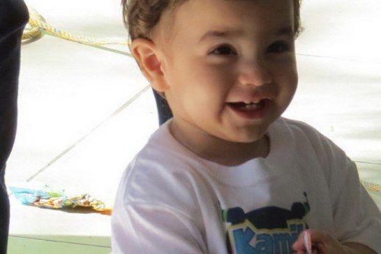 SOCIALES: Cumple un año el pequeño Kamil Villanueva Eljure