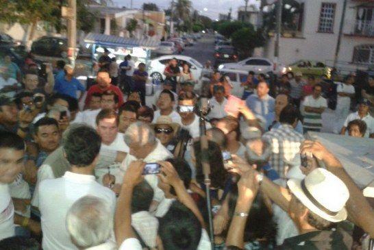 Limpiamos de corrupción a Quintana Roo: AMLO