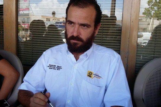 Insiste el PRD en denunciar candidatura de Remberto Estrada