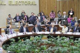 El INE deja al Verde sin spots los últimos 3 días del periodo de campaña