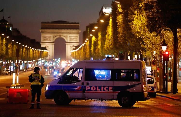 El miedo se apodera de Francia tras el ataque terrorista en París