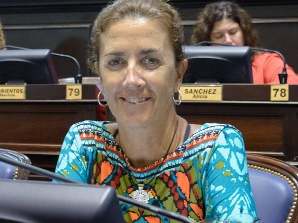 Diputada Alejandra Martínez