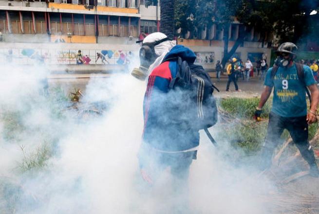 Oposición venezolana realizará nueva marcha contra el hambre