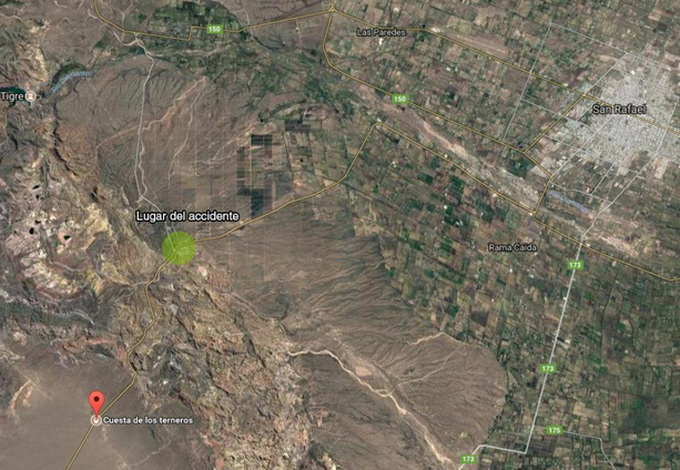 Accidente fatal en Mendoza dejó un saldo de al menos 12 muertos