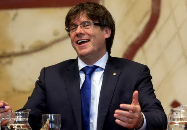 Cataluña anuncia referéndum independentista para octubre y empieza la polémica