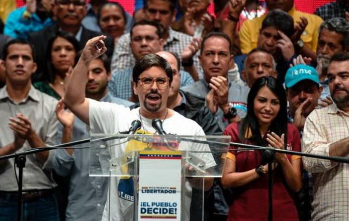 MUD anuncia formación de gobierno paralelo y una huelga general