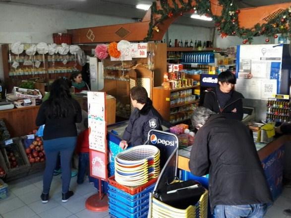 Fotos MGP- Clausura minmercado Alvarado 5600