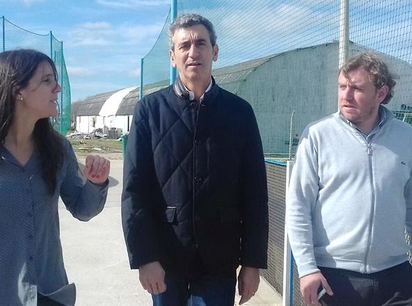 Florencio Randazzo recorrió Mar del Plata y cerró acto con militantes bonaerenses