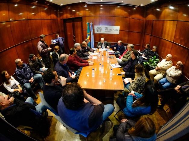 Reunion Comite Contingencias Meteorologicas (1)
