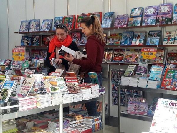 Feria Libro sabado