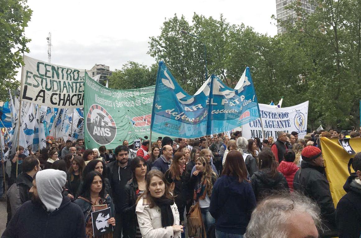 Marcha por Santiago 7