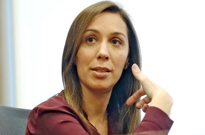 María Eugenia Vidal defendió la reforma previsional