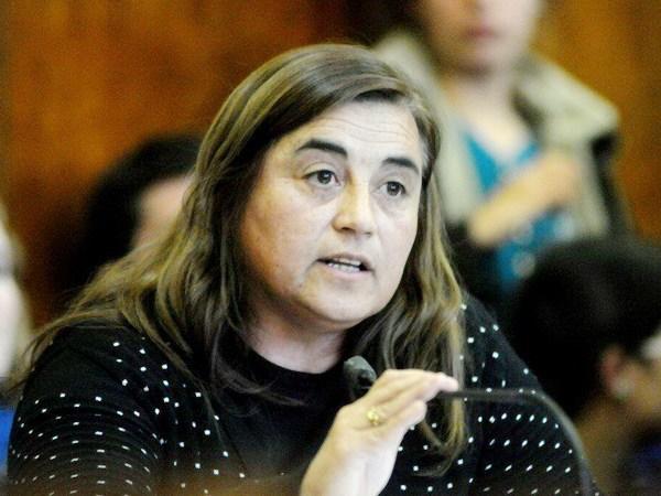Concejal Claudia Rodriguez
