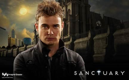 Sanctuary, serie de Syfy