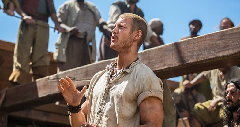 Black Sails 1x04 Billy Bones