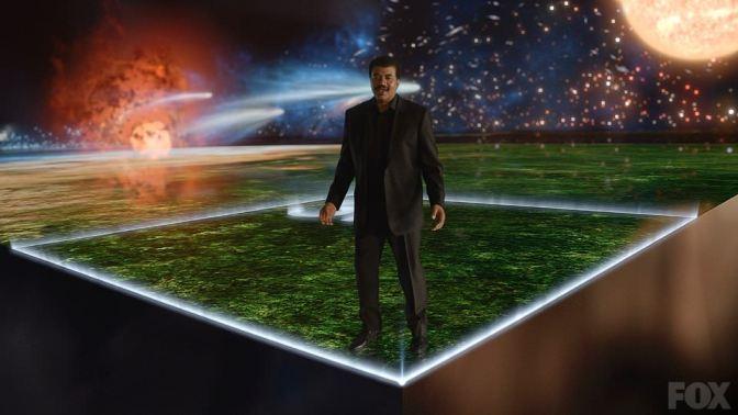 Crítica de Cosmos: Neil deGrasse Tyson conduce con solvencia la nave de la imaginación