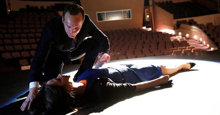 Agents of SHIELD 1×19 The Only Light in the Darkness - Coulson