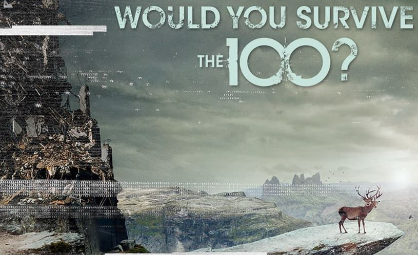 The 100 1x09 Unity Day - Wallpaper