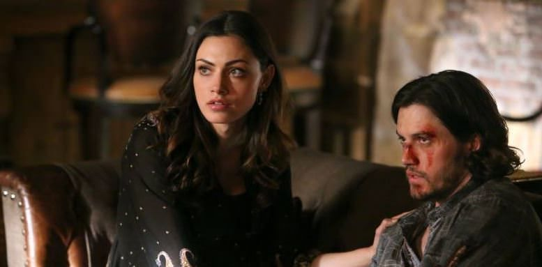 The Originals 1x21 The Battle of New Orleans - Hayley