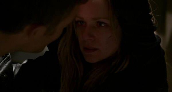 Escena de la Season finale de la temporada 9 de Criminal Minds
