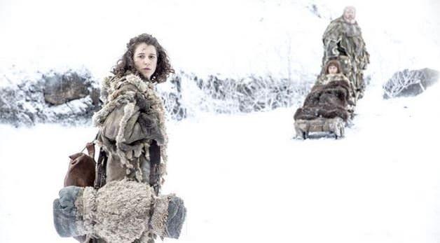 Bran Stark en Juego de Tronos 4x10 The Children