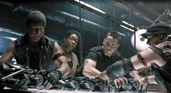 Exposyfy llega con piezas scifi originales a Gijón - Hydrobot Terminator Salvation
