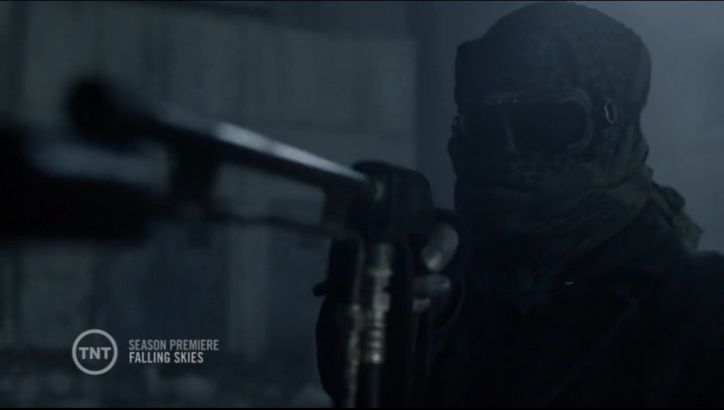 Falling Skies 4x01 Ghost in the Machine.