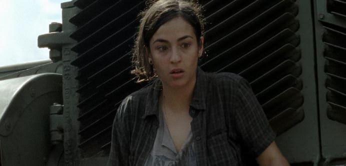 Los 10 peores personajes de The Walking Dead - Tara Chambler