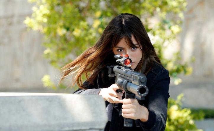 Agents of SHIELD 2x01 Shadows