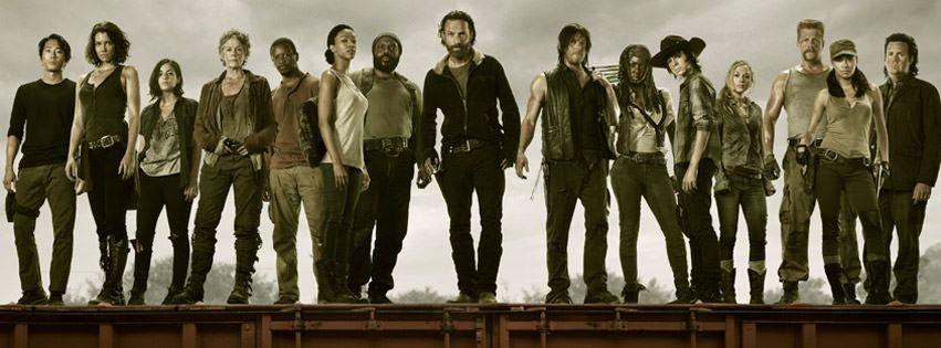 10 posibles tramas en The Walking Dead - Personajes de la quinta temporada