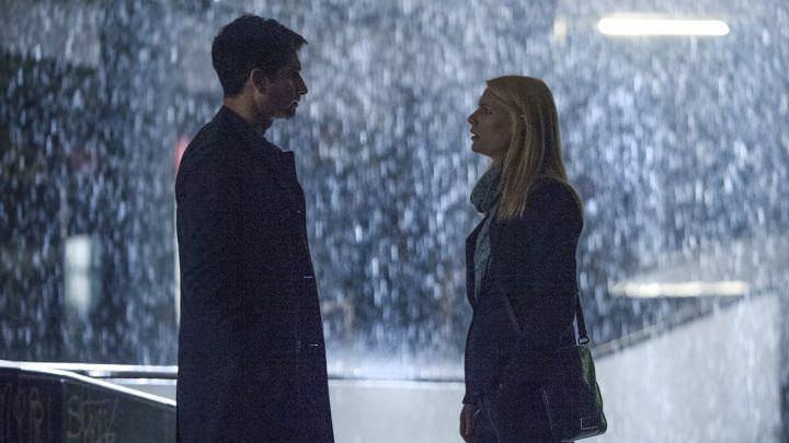 Homeland 4x08 - Carrie se reúne con Khan
