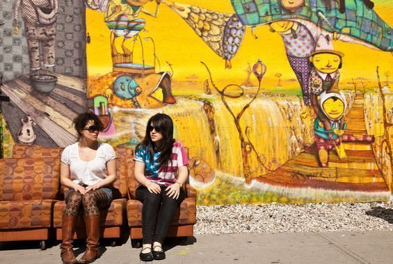 Serie Broad City (Comedy Central)