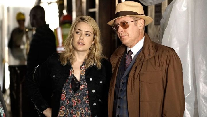 Midseason de la tercera temporada de The Blacklist