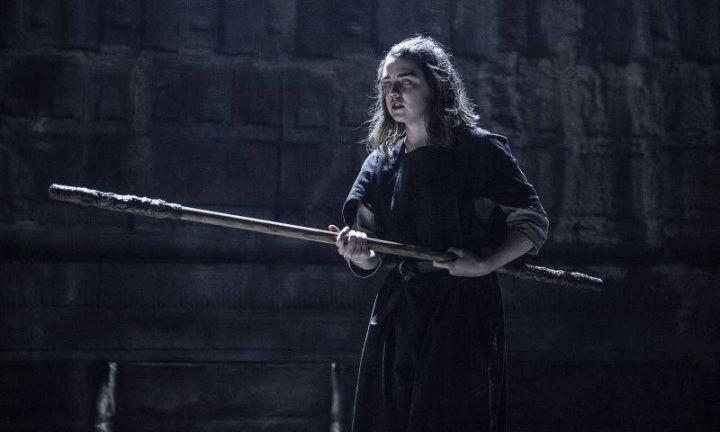 Game of Thrones 6x03 Oathbreaker - Arya Stark