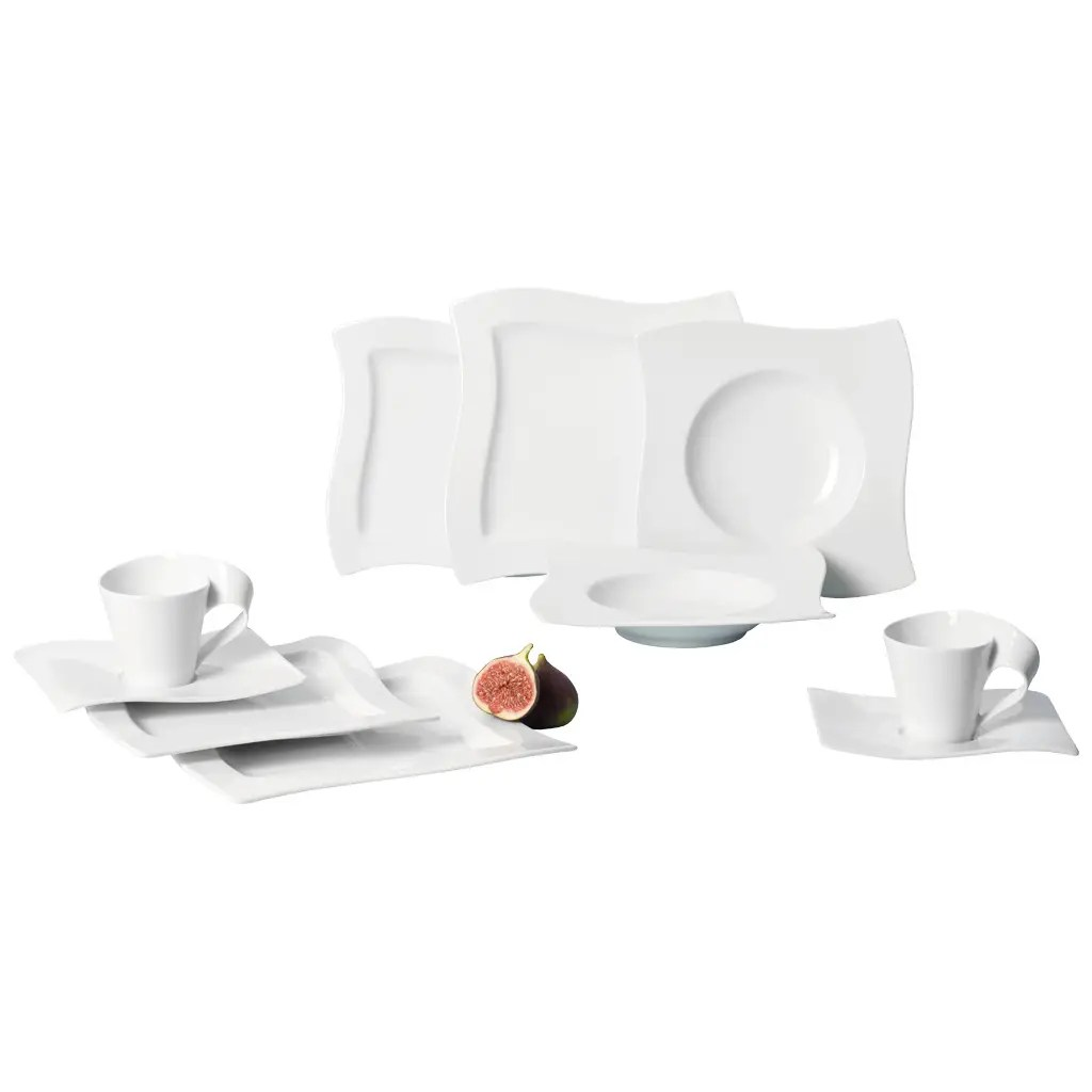 New Wave Villeroy Villeroy And Boch New Wave Basic 30 Piece Set