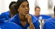 Ronaldinho quiere cerrar su ciclo con la seleccin jugando el Mundial 2014