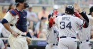 Ortiz y McCarthy se lucen con hazaas en las Grandes Ligas