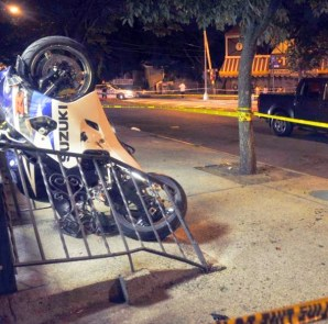 Motorista dominicano muere en accidente