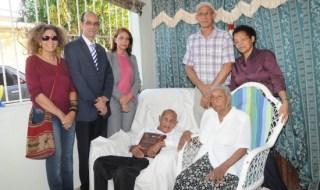 Ministerio de Cultura reconoce a sobreviviente de la masacre de Palma Sola
