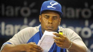 Licey sustituye a Offerman