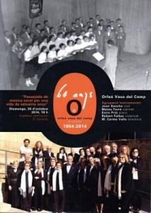 2014, Programa 60 anys
