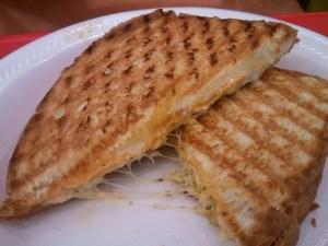 Toasted Grilled Cheese