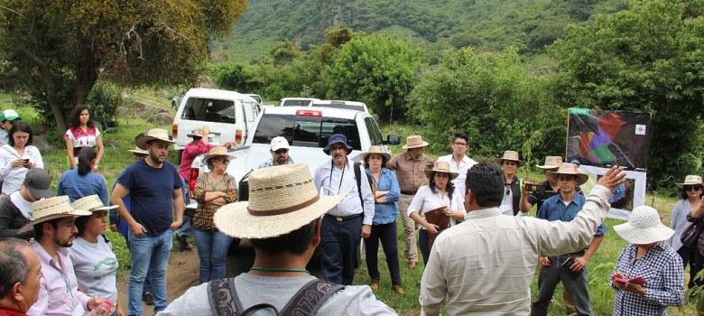 Gómez Farías fue sede de campo dentro de Foro Internacional de Gobernanza Ambiental