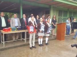 Imagen extraída de Facebook: Ayuntamiento  de Tamazula 2015-2018
