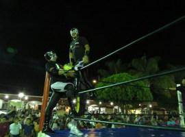 La lucha libre cautivó a Gómez Farías