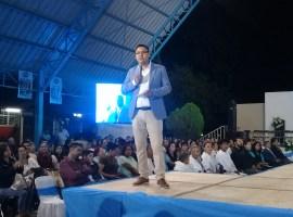 Alcalde de Tuxpan destaca inversión en obra pública