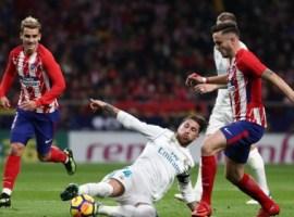 Empate en el derbi Madrileño