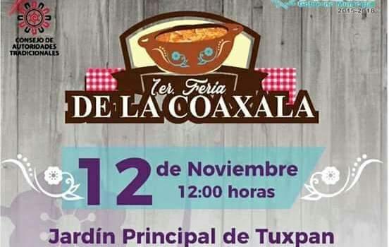 Hasta 10 mil personas en Primera Feria de la Coaxala