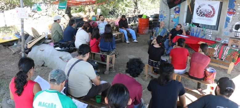 Estar unidos, un fruto del Concejo Indígena de Gobierno: UCAZS y Mezcala