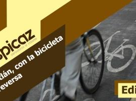 Zapotlán, con la bicicleta en reversa